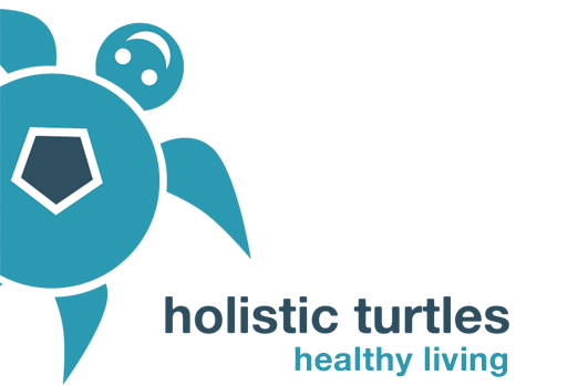 Holistic Turtles Healthy Living logo